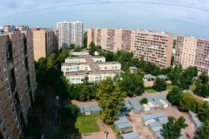 Бетон район Перово