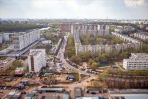 Бетон в районе Вешняки
